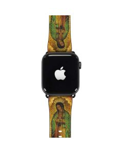 Our Lady of Guadalupe Mosaic Apple Watch Case