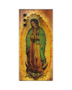 Our Lady of Guadalupe Mosaic Galaxy Note 10 Skin