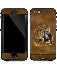 Owl Celtic Knot LifeProof Nuud iPhone Skin
