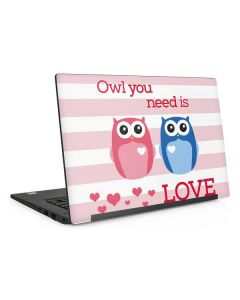 Owl Is All You Need Dell Latitude Skin