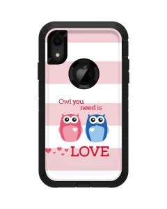 Owl Is All You Need Otterbox Defender iPhone Skin