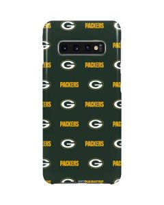 Green Bay Packers Blitz Series Galaxy S10 Plus Lite Case
