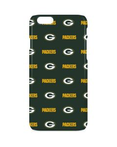 Green Bay Packers Blitz Series iPhone 6s Lite Case
