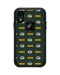 Green Bay Packers Blitz Series Otterbox Defender iPhone Skin