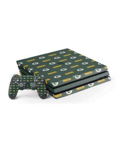 Green Bay Packers Blitz Series PS4 Pro Bundle Skin