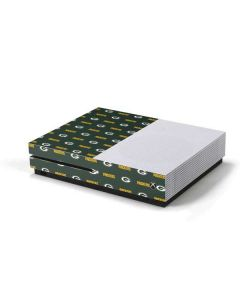 Green Bay Packers Blitz Series Xbox One S Console Skin