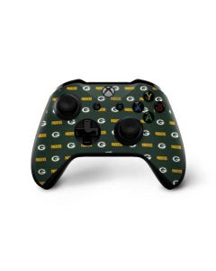 Green Bay Packers Blitz Series Xbox One X Controller Skin