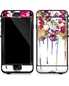 Painted Flowers LifeProof Nuud iPhone Skin