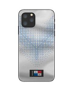 Panama Soccer Flag iPhone 11 Pro Skin