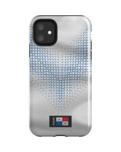 Panama Soccer Flag iPhone 11 Impact Case