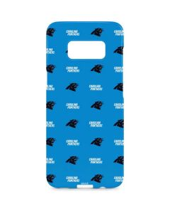 Carolina Panthers Blitz Series Galaxy S8 Plus Lite Case