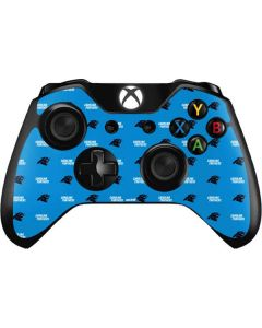 Carolina Panthers Blitz Series Xbox One Controller Skin