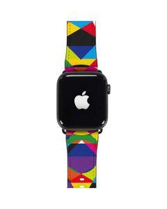 Parallel Vectors Apple Watch Band 42-44mm