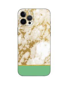 Pastel Marble iPhone 12 Pro Skin