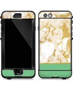 Pastel Marble LifeProof Nuud iPhone Skin