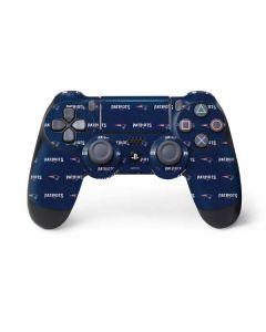 New England Patriots Blitz Series PS4 Pro/Slim Controller Skin