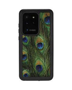 Peacock Galaxy S20 Ultra 5G Waterproof Case