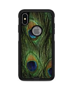 Peacock Otterbox Commuter iPhone Skin