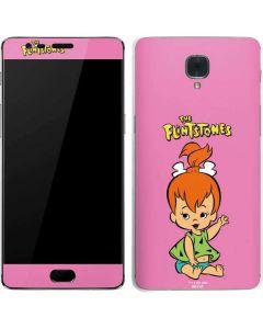 Pebbles Flintstone OnePlus 3 Skin