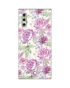 Peony Galaxy Note 10 Skin