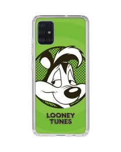 Pepe Le Pew Full Galaxy A51 Clear Case