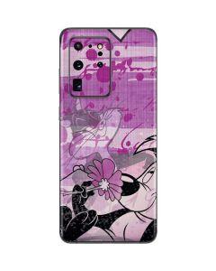 Pepe Le Pew Purple Romance Galaxy S20 Ultra 5G Skin