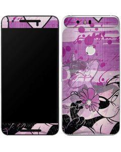 Pepe Le Pew Purple Romance Google Nexus 6P Skin