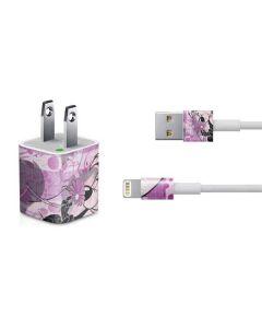 Pepe Le Pew Purple Romance iPhone Charger (5W USB) Skin
