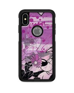 Pepe Le Pew Purple Romance Otterbox Commuter iPhone Skin