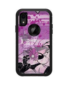Pepe Le Pew Purple Romance Otterbox Defender iPhone Skin