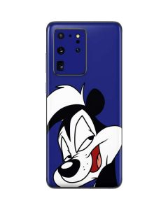 Pepe Le Pew Zoomed In Galaxy S20 Ultra 5G Skin