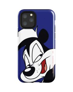Pepe Le Pew Zoomed In iPhone 11 Pro Impact Case