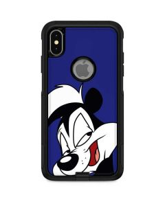 Pepe Le Pew Zoomed In Otterbox Commuter iPhone Skin