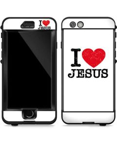 Peter Horjus - I Heart Jesus LifeProof Nuud iPhone Skin