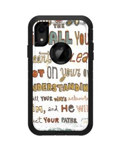 Peter Horjus - Trust In the Lord Otterbox Defender iPhone Skin