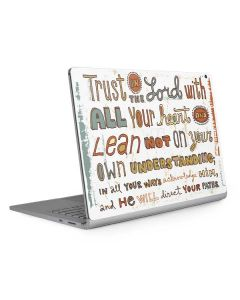 Peter Horjus - Trust In the Lord Surface Book 2 15in Skin