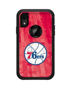 Philadelphia 76ers Hardwood Classics Otterbox Defender iPhone Skin