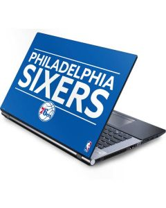 Philadelphia 76ers Standard - Blue Generic Laptop Skin