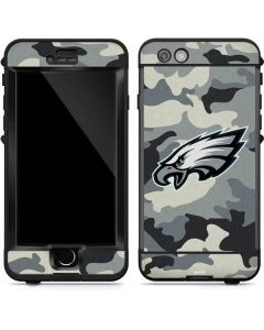 Philadelphia Eagles Camo LifeProof Nuud iPhone Skin