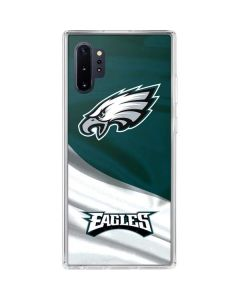 Philadelphia Eagles Galaxy Note 10 Plus Clear Case