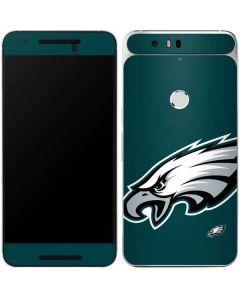 Philadelphia Eagles Large Logo Google Nexus 6P Skin