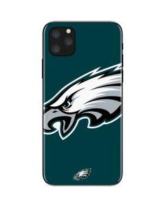 Philadelphia Eagles Large Logo iPhone 11 Pro Max Skin