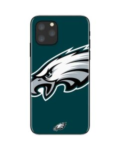 Philadelphia Eagles Large Logo iPhone 11 Pro Skin
