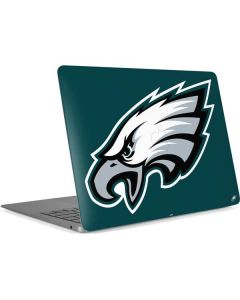 Philadelphia Eagles Large Logo Apple MacBook Air Skin