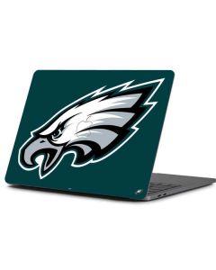 Philadelphia Eagles Large Logo Apple MacBook Pro 13-inch Skin