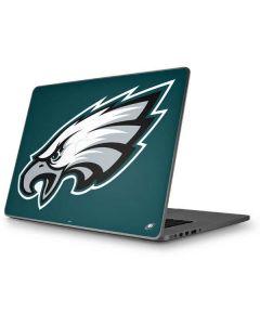Philadelphia Eagles Large Logo Apple MacBook Pro 17-inch Skin
