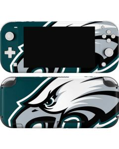 Philadelphia Eagles Large Logo Nintendo Switch Lite Skin