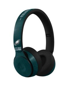 Philadelphia Eagles Super Bowl LII Champions Beats Solo Pro Skin
