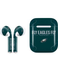 Philadelphia Eagles Team Motto Apple AirPods Skin