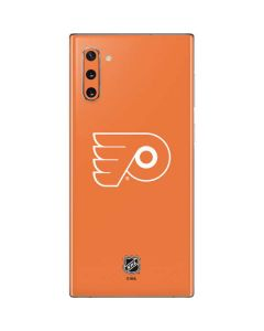 Philadelphia Flyers Color Pop Galaxy Note 10 Skin